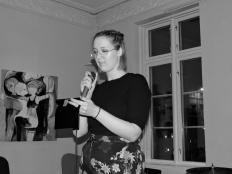 Hils på riss nye redaktør, Kristin Eline Marthinsen